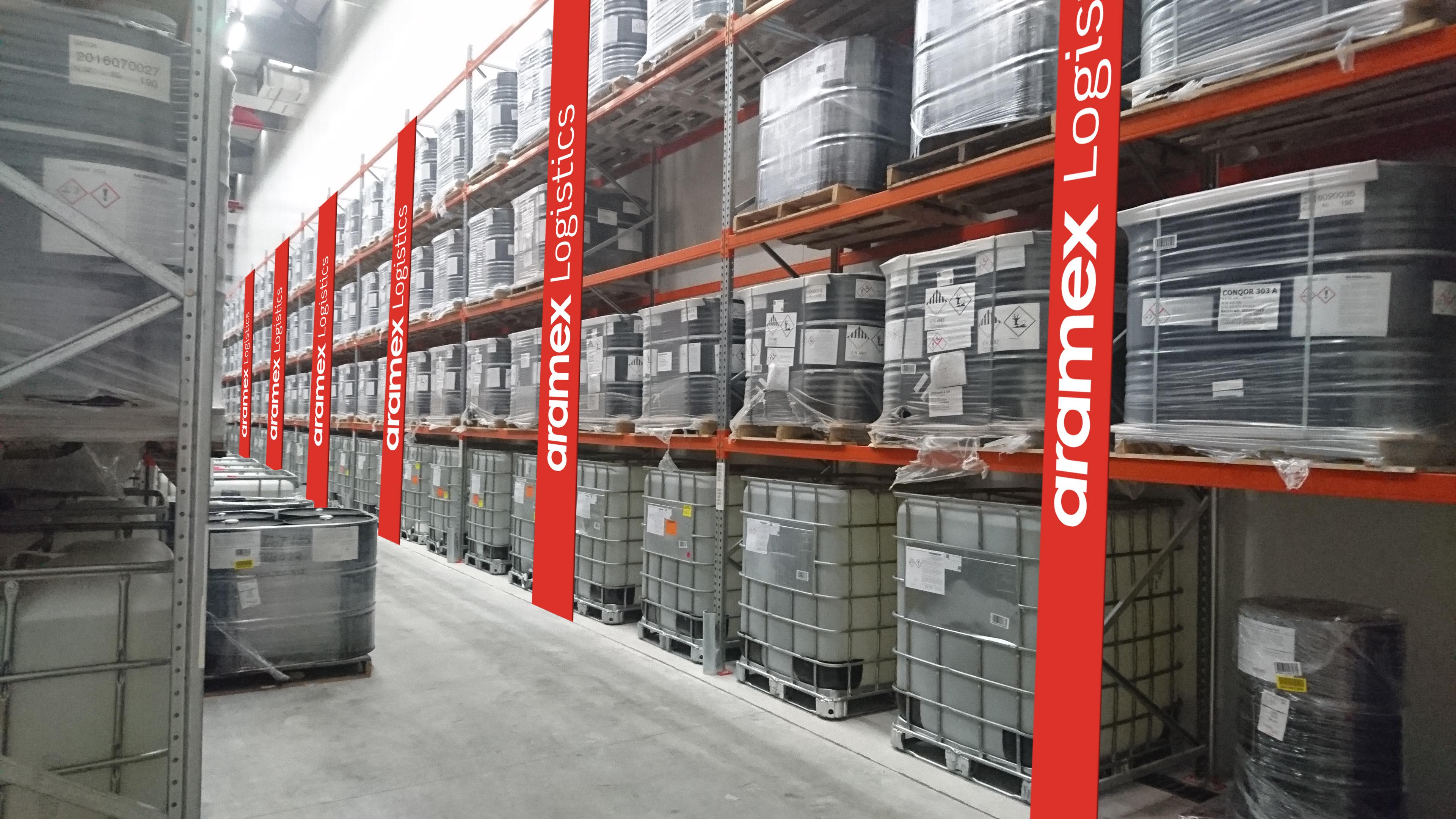Warehousing of Dangerous Goods